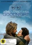 A Thousand Times Goodnight DVD