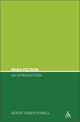 Irish Fiction by Kersti Tarien Powell image