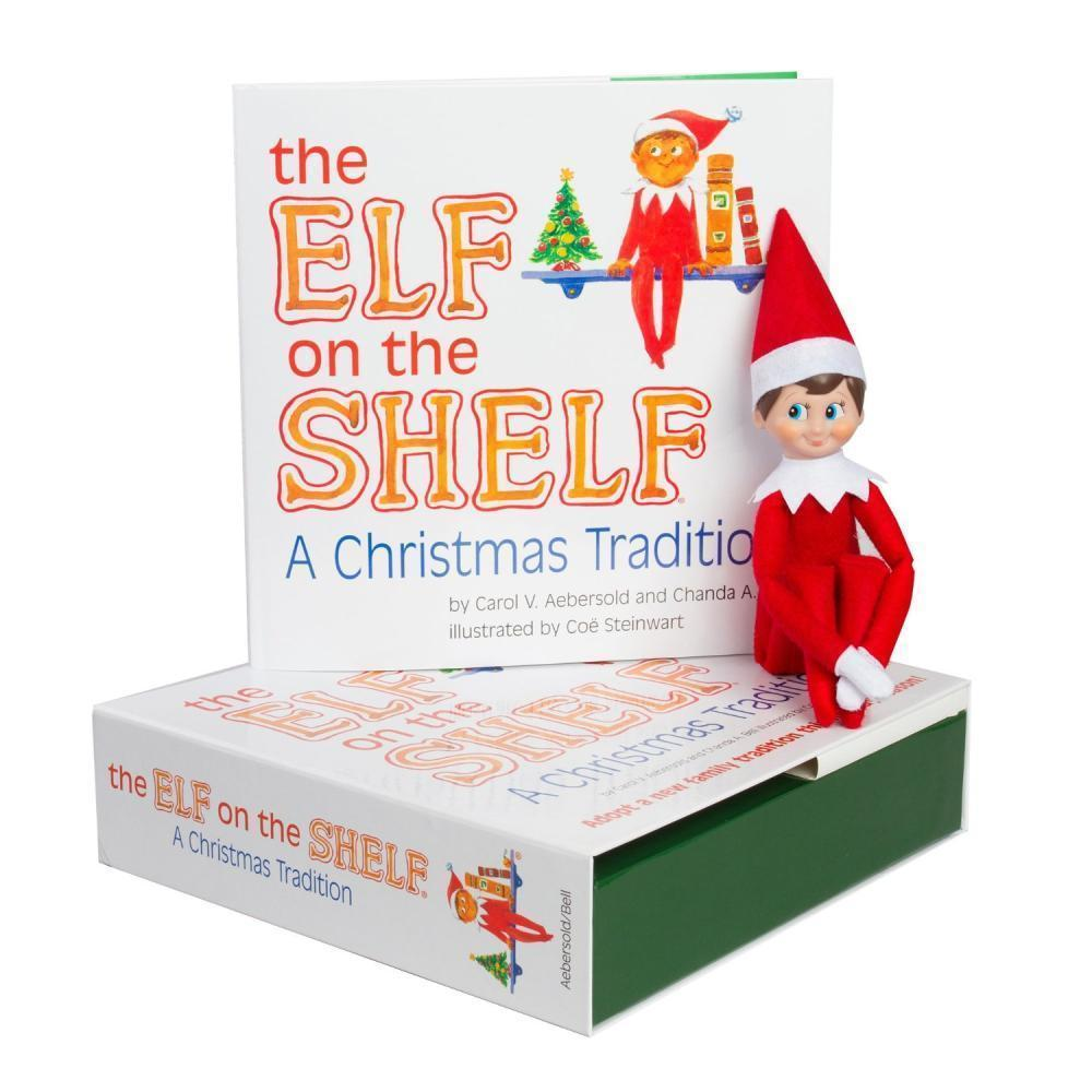 The Elf on the Shelf - a Christmas Tradition by Carol V Aebersold image