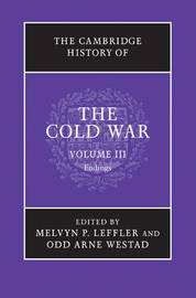 The Cambridge History of the Cold War 3 Volume Set: Volume 3 image
