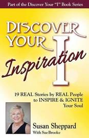 Discover Your Inspiration Susan Sheppard Edition by Susan Sheppard