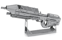 Metal Earth: Halo Assault Rifle - Model Kit