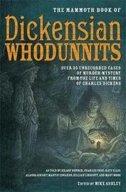 The Mammoth Book of Dickensian Whodunnits by Mike Ashley image