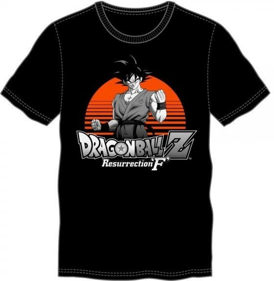 c664b57c197e Dragon Ball Z Resurrection F T-Shirt (XX-Large) image ...