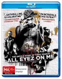 All Eyez On Me on Blu-ray image