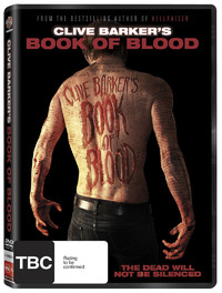 Book of Blood on DVD