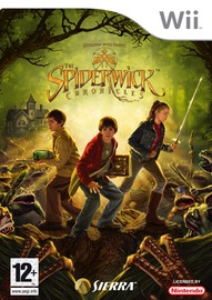 The Spiderwick Chronicles for Nintendo Wii image