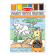 Melissa & Doug: Safari Paint With Water Kids' Art Pad