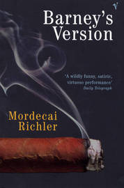 Barney's Version by Mordecai Richler image