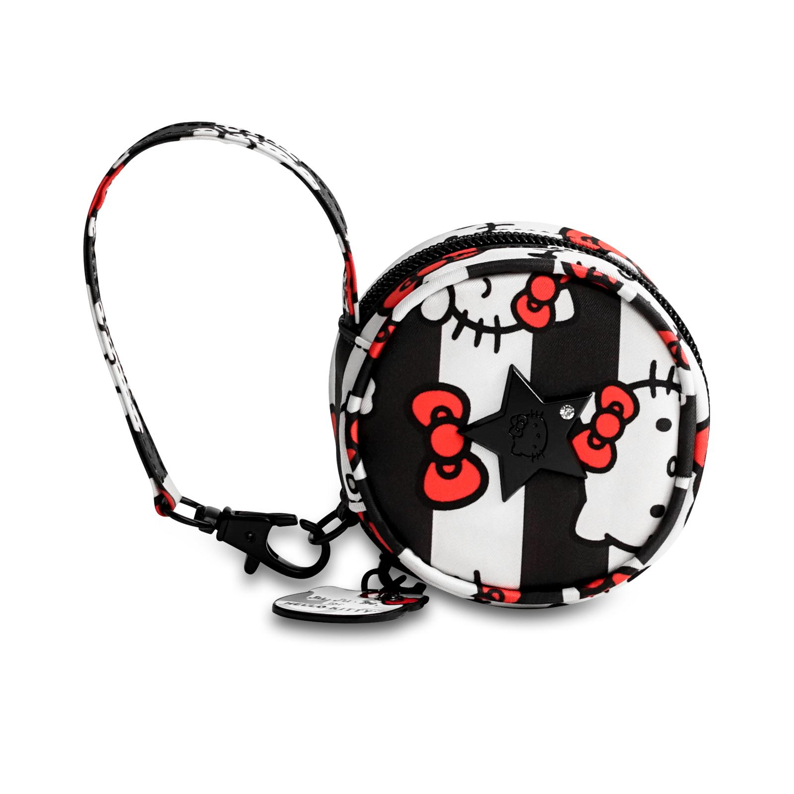 Ju-Ju-Be: Paci Pod - Hello Kitty Dots & Stripes image