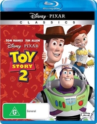 Toy Story 2 on Blu-ray