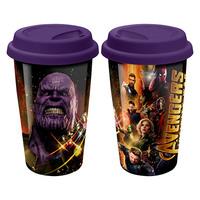 Infinity War Thanos Travel Mug