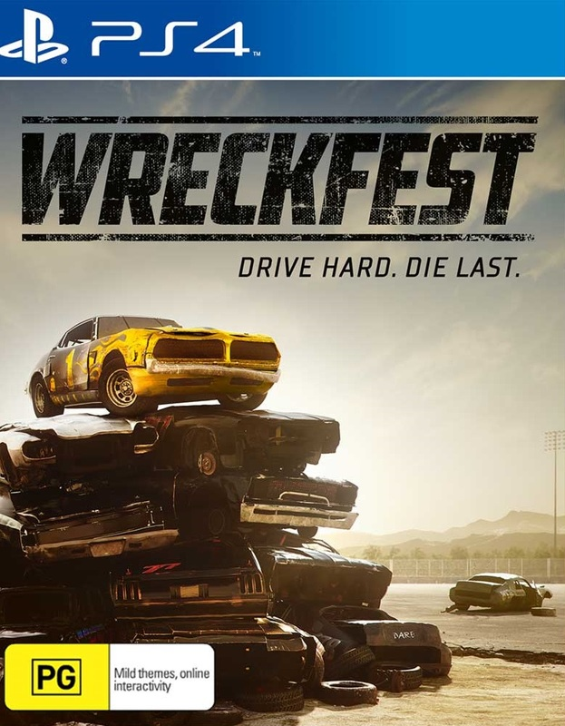 Wreckfest for PS4