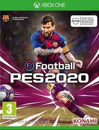 eFootball PES 2020 for Xbox One