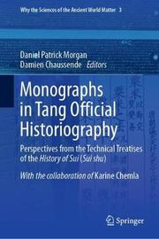Monographs in Tang Official Historiography image