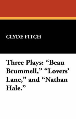 Three Plays by Clyde Fitch image