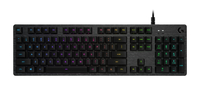 Logitech G512 Carbon LIGHTSYNC RGB Mechanical Gaming Keyboard - Tactile for PC