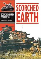 Scorched Earth Double - Vol. 1: Panzer Battles And Tiger Tank on DVD