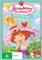 Strawberry Shortcake - Berry Fairy Tales on DVD