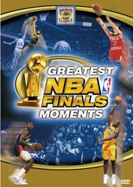 NBA Hardwood Classics: Greatest NBA Finals Moments on DVD
