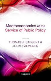 Macroeconomics at the Service of Public Policy