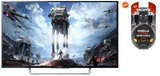 """Sony Bravia KD55X8500C 4K 3D 55"""" Android TV"""
