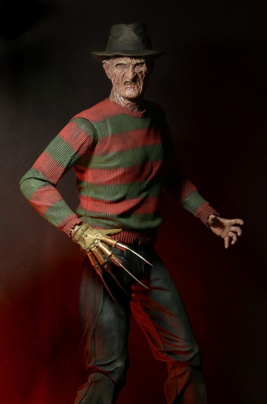 A Nightmare on Elm Street - Freddy Krueger 1:4 Scale Figure image
