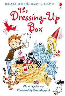 The Dressing Up Box by Mairi Mackinnon
