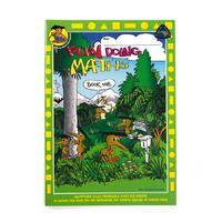 Clever Kiwi Fun Doing Maths Book 1