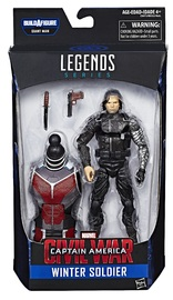 Marvel Legends: Civil War Action Figure - Winter Soldier