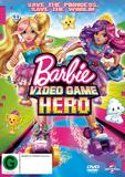 Barbie: Video Game Hero DVD