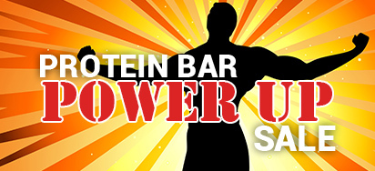 Protein Bar Power Up Sale