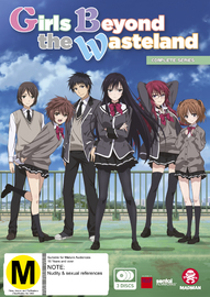 Girls Beyond The Wasteland - Complete Series (subtitled Edition) on DVD