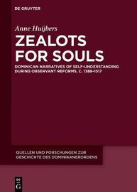 Zealots for Souls by Anne Huijbers image