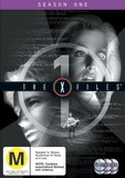 The X-Files - Season 1 (6 Disc Set) on DVD
