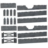 TerrainCrate: Battlefield Walls