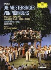 Bayreuther Festspiel: Wagner: Die Meistersinger on DVD