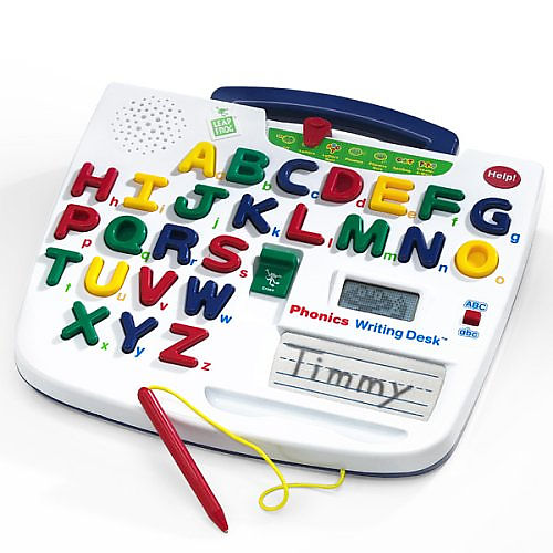 Phonics Writing Desk image