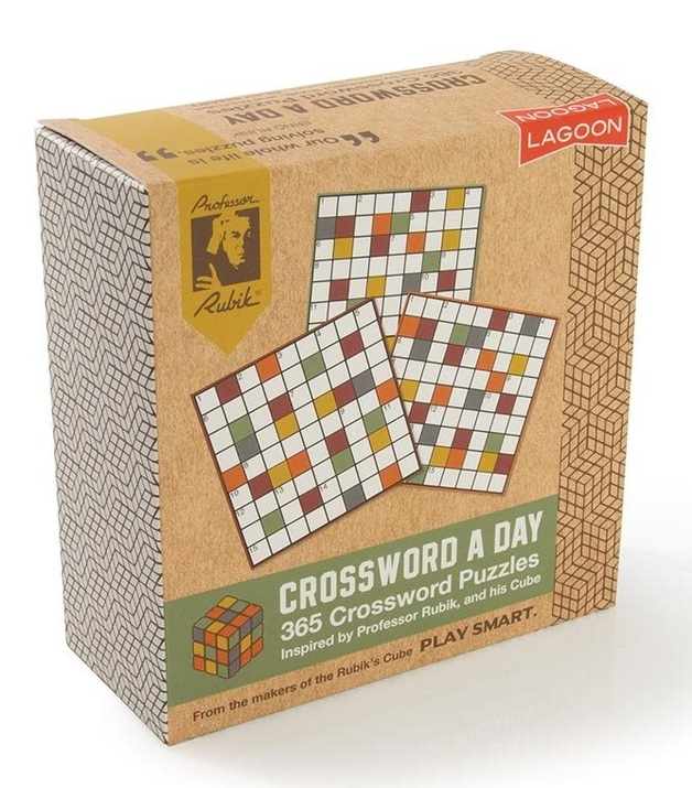 Lagoon: Crossword A Day - Desk Block