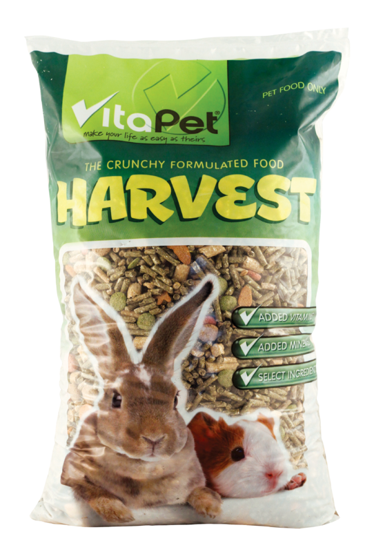 Vitapet: Rabbit & Guinea Pig Mix 2.5kg
