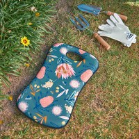 Annabel Trends: Kneeling Mat - Aussie Flora Khaki