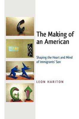 The Making of an American by Leon Hariton image