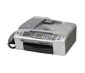 Brother MFC665CW Inkjet Wireless Multifunction Print Copy Fax and Scan