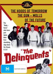 The Delinquents (New Packaging) on DVD
