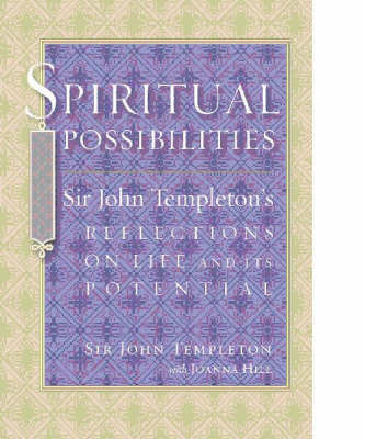 Spiritual Possibilities by John Templeton