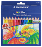 Staedtler Noris Club Colour Pencils Full Pkt24