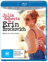 Erin Brockovich on Blu-ray image