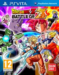 Dragon Ball Z: Battle of Z for Vita