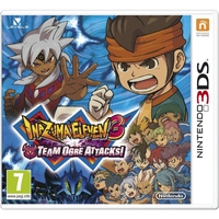 Inazuma Eleven Team Ogre Attacks for Nintendo 3DS
