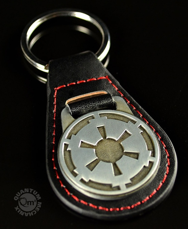 Star Wars: Imperial Cog - Fob Key Chain